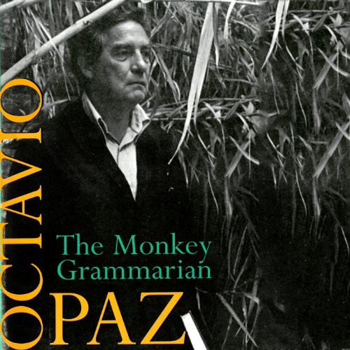 The Monkey Grammarian audiobook cover art