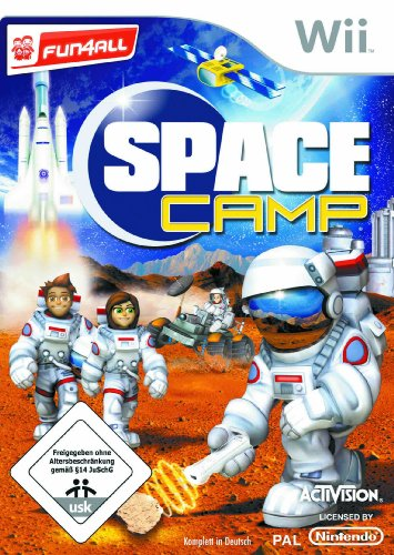 Space Camp [import allemand]