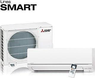 Mitsubishi Electric MSZ-DM25VA sistema de - Aire acondicionado (A+, A+, 151 kWh, 649 kWh, 2,5 kW, 1,9 kW)
