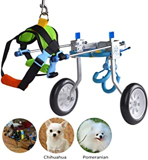 Best cat wheelchair for front legs Reviews