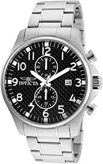 Invicta 0379 II Collection Reloj de acero inoxidable para hombre
