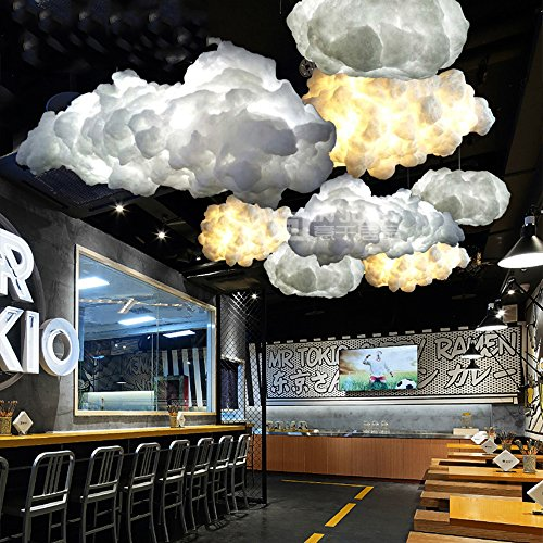Cloud Ceiling Light: Bring the Clouds Home