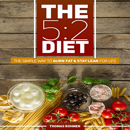 The 5:2 Diet audiobook cover art