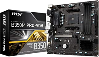 MSI Mb B350M Pro-Vdh Anakart-Motherboard