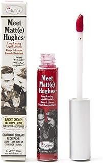 theBalm Meet Matte Hughes Long Lasting Liquid Lipstick - Devoted, 0.25 oz