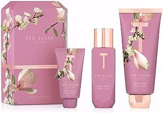 Ted Baker PEONY SPRITZ Pink Gem Box Gift Set, Body Wash/