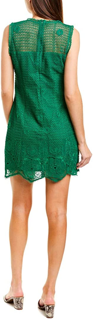 cupcakes and cashmere Women's Mollie Lace Dress with Sweetheart Neckline