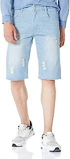 Demon&Hunter 9801 Series Hombre Corto Pantalones Vaqueros