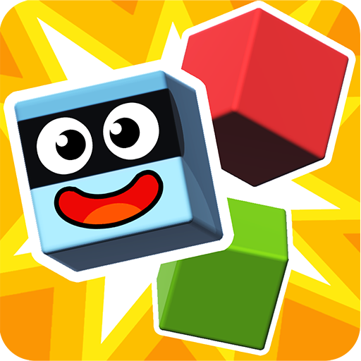 Pango KABOOM! gioco di accatastamento cubi per 3-6