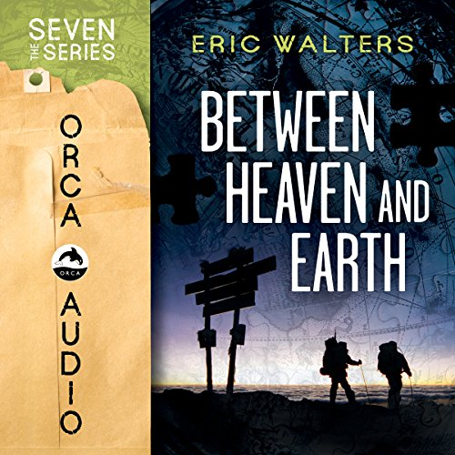 Between Heaven and Earth audiobook cover art