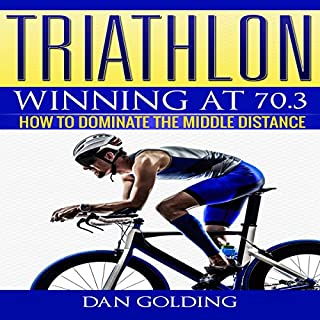 Triathlon: Winning at 70.3 cover art