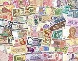 IMPACTO COLECCIONABLES Billetes del Mundo, 100 Billetes Diferentes de 36 Países Distintos