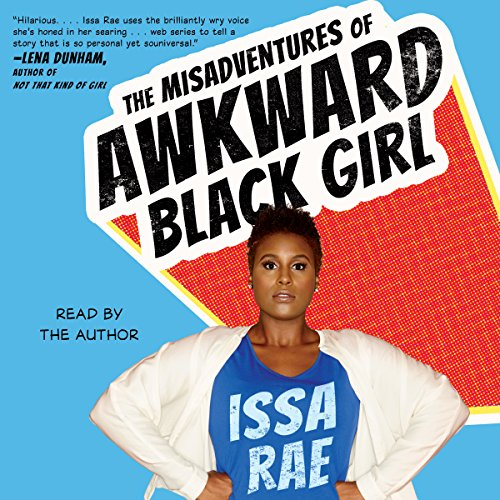 The Misadventures of Awkward Black Girl cover art