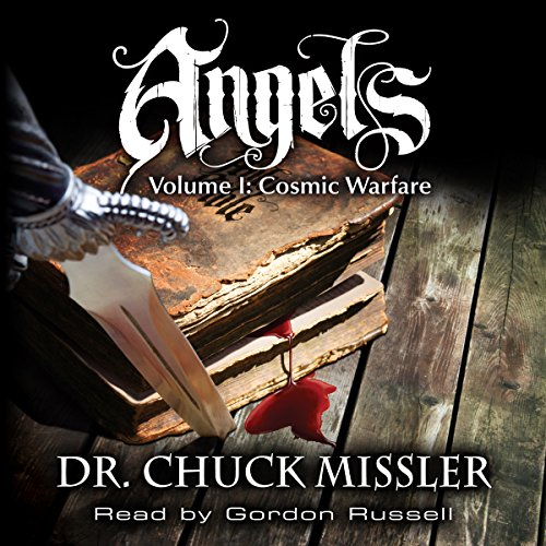 Angels Volume I: Cosmic Warfare     Volume I: Cosmic Warfare              By:                                                                                                                                 Chuck Missler                               Narrated by:                                                                                                                                 Gordon Russell                      Length: 2 hrs and 34 mins     79 ratings     Overall 4.6