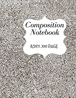 Composition Notebook: college ruled composition / college ruled composition notebook journal
