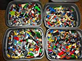5 Pounds of Legos! Bulk Lot! Random Parts, Pieces & Bricks