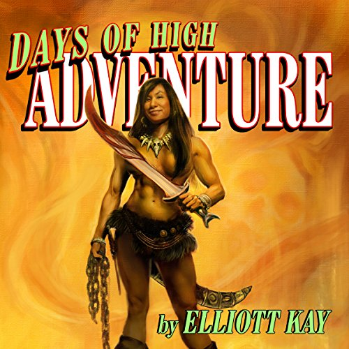 Days of High Adventure cover art