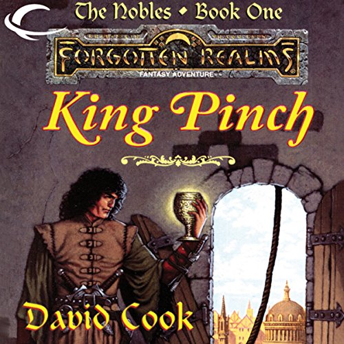 King Pinch audiobook cover art