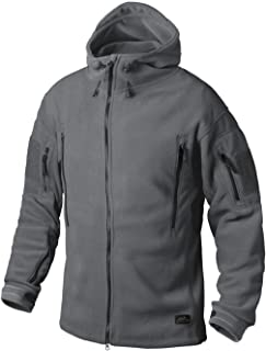Helikon Men's Patriot Fleece Jacket Shadow Grey