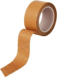 Roberts 50-565 Roll of Double-Sided Acrylic Carpet Adhesive Strip-Tape, 3
