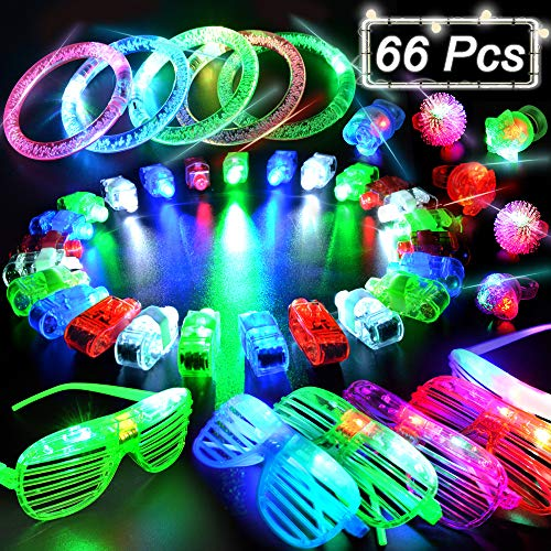 glow in the dark party accesories - 9
