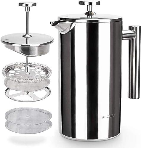 Stainless Steel Fits in Spice Jars Konren Set of 8 Measuring Spoons Set Dual Sided
