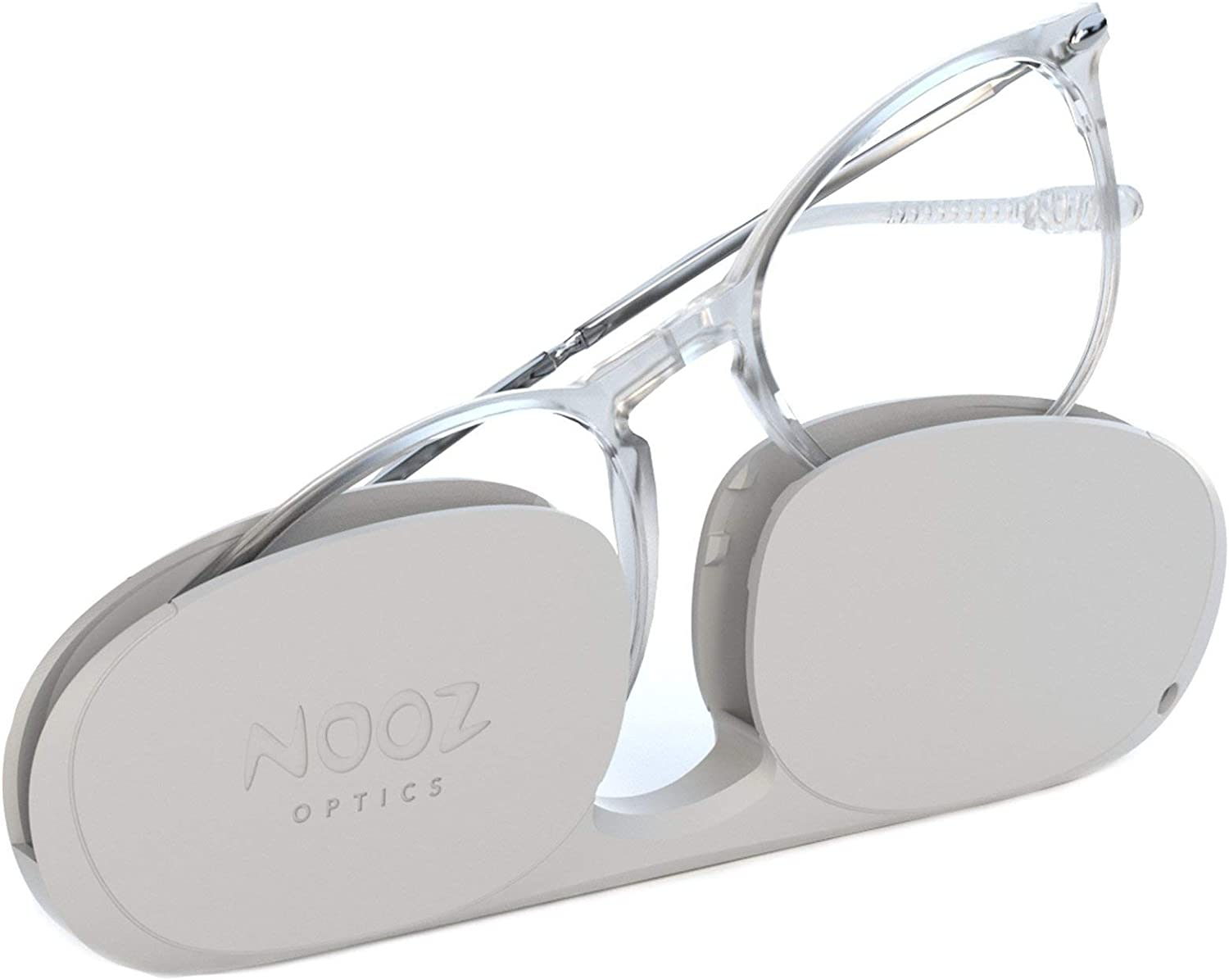 Nooz Optics Reading Trust Glasses - Readers Oval Magnifying fo Shape Free shipping / New