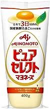 味の素 ピュアセレクトマヨネーズ 400g×2個