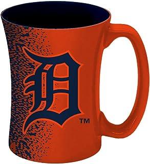 MLB Detroit Tigers Mocha Mug, 14-ounce