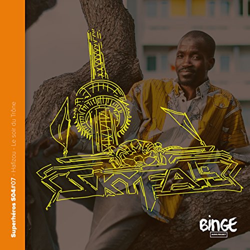 Le soir du trône audiobook cover art