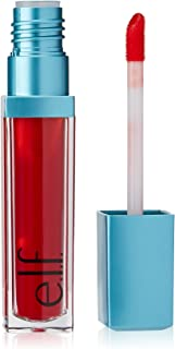 e.l.f. Limited Edition Aqua Beauty Radiant Gel Lip Stain - 57042 Red Orange Wash