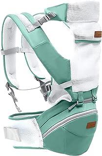 SONARIN 3 en 1 Multifunción Hipseat Baby Carrier,Portador