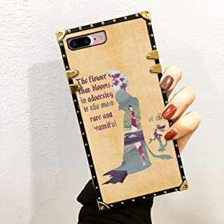 DISNEY COLLECTION Hua Mulan Phone Shell Case Fit Apple iPhone 8 Plus iPhone 7 Plus 5.5in