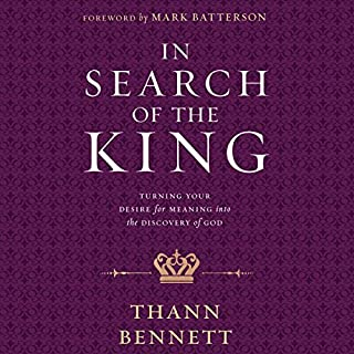 In Search of the King cover art