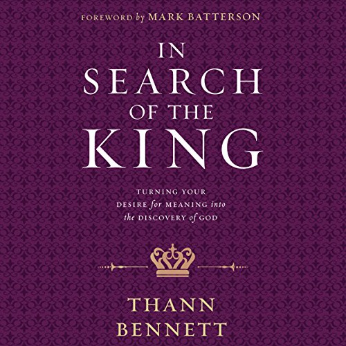 In Search of the King audiobook cover art