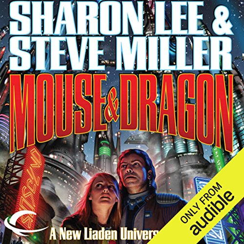 Mouse & Dragon audiobook cover art