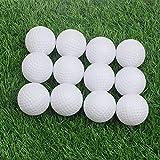 kofull Pelotas golf huecas plástico