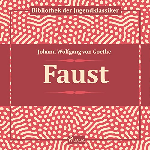Faust audiobook cover art
