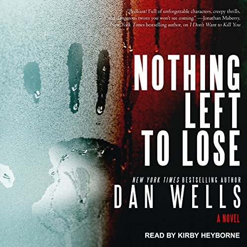 Nothing Left to Lose audiobook cover art