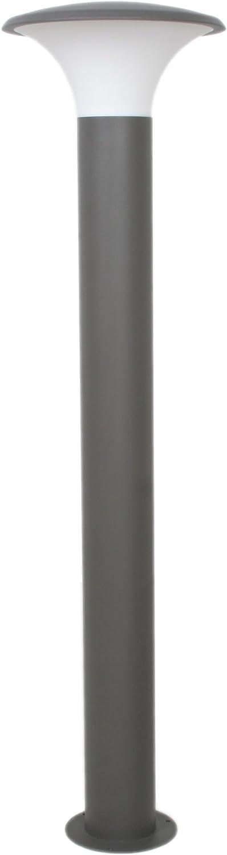 Trio Leuchten LED Auen-Wegeleuchte, Aluminiumguss, inklusiv 1 x E27, 4 W, Hhe 120 cm,  27 cm, anthrazit 420160142