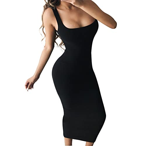 Long Tight Dress: