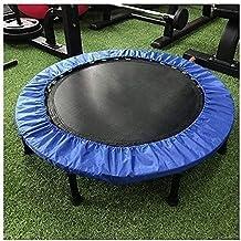 Fitnessoefeningen Trampoline met handvatstaaf 40 inch opvouwbare rebounder Cardio-training voor kinderen of volwassenen Ma...