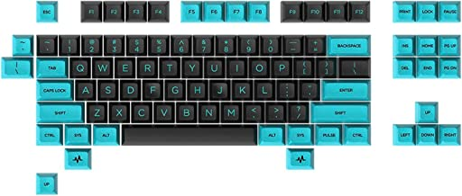 DROP Massdrop x MiTo SA Pulse TKL Keycap Set for Tenkeyless Keyboards - Compatible with Cherry MX Switches and Clones (Standard), Model: MDX-28992-3