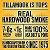 Tillamook Country Smoker Real Hardwood Smoked Pepper Sticks Resealable Tall Jar, 15.2 Ounce #3