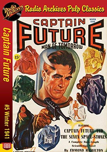 Captain Future #5 Captain Future and the (English Edition)
