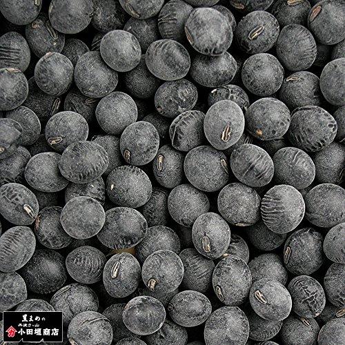 小田垣商店丹波 黒豆 特大粒 - 兵庫県産 国産 黒豆の中でも特に大粒で柔らかい (300g)