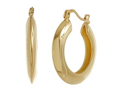SHASHI Gianna Hoop Earrings (Gold) Earring