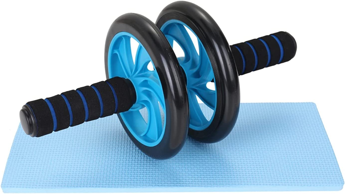 HYMD Roller Wheel Exercise 4-in-1 Abdominal mart Kit Max 57% OFF AB