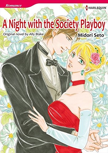 A Night With The Society Playboy: Harlequin comics (English Edition)