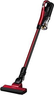 日立 サイクロン式スティッククリーナー充電式 パワーブラシタイプレッド【掃除機】HITACHI ラクかるスティック PV-BL10G-R